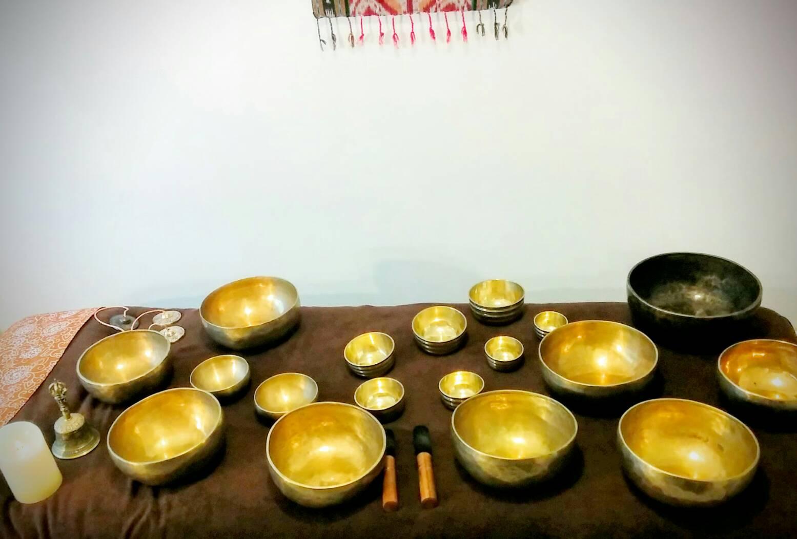 11月6日(日)シンギングボール&浄化ヨガスペシャルヨガ開催!